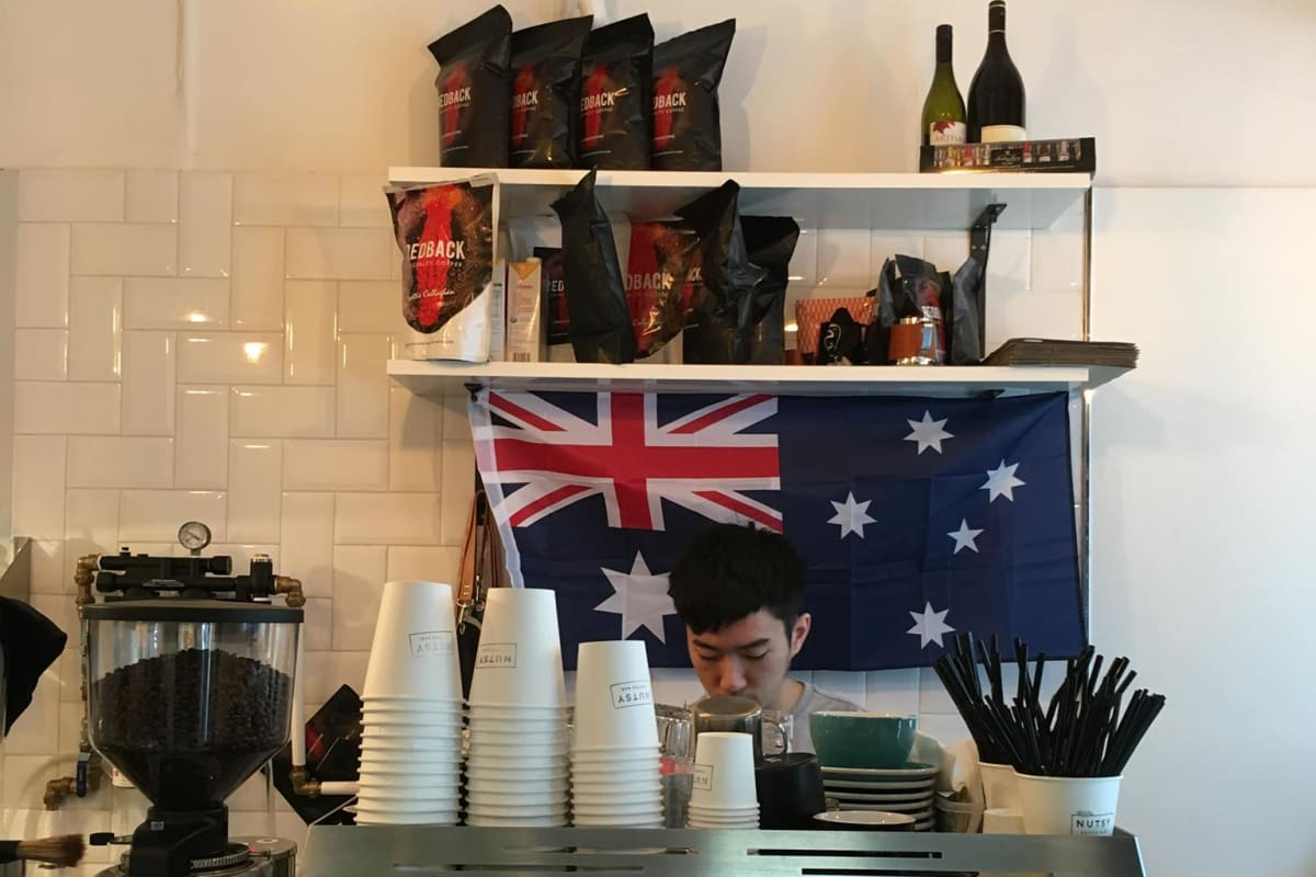 We Are Nuts for Nutsy - the New Coffee Shop in Quarry Bay