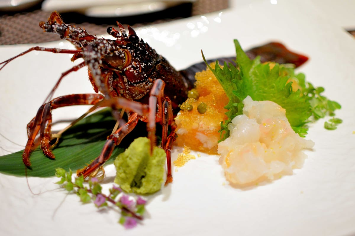 Restaurant Review: Gonpachi Offers a Culinary Journey to Mie Prefecture