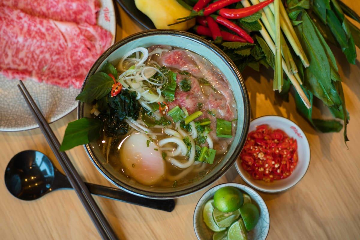 Foodie Alert: Shiki Zen X Viet Kitchen