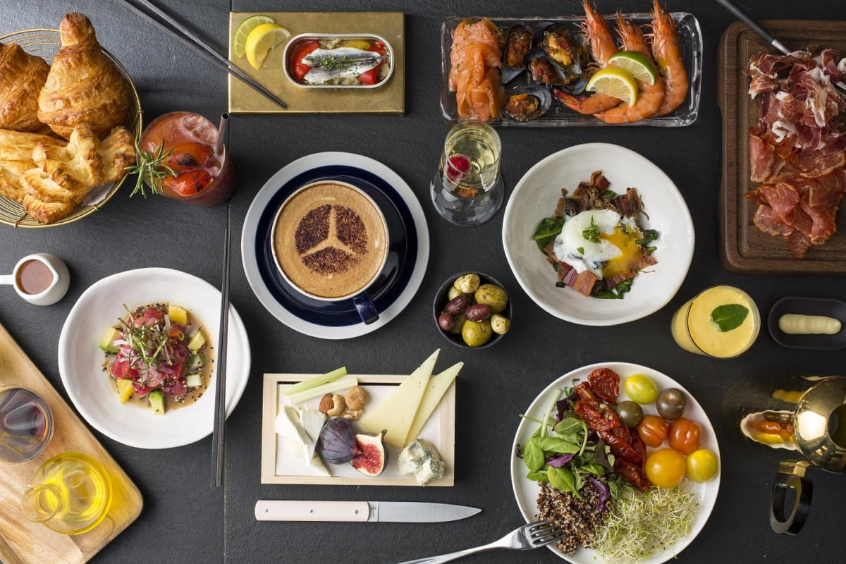Mercedes me Store in Central Launches its Champagne Brunch
