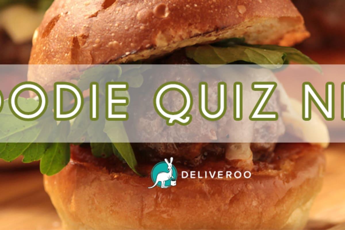 Foodie Quiz Night With Deliveroo Part II
