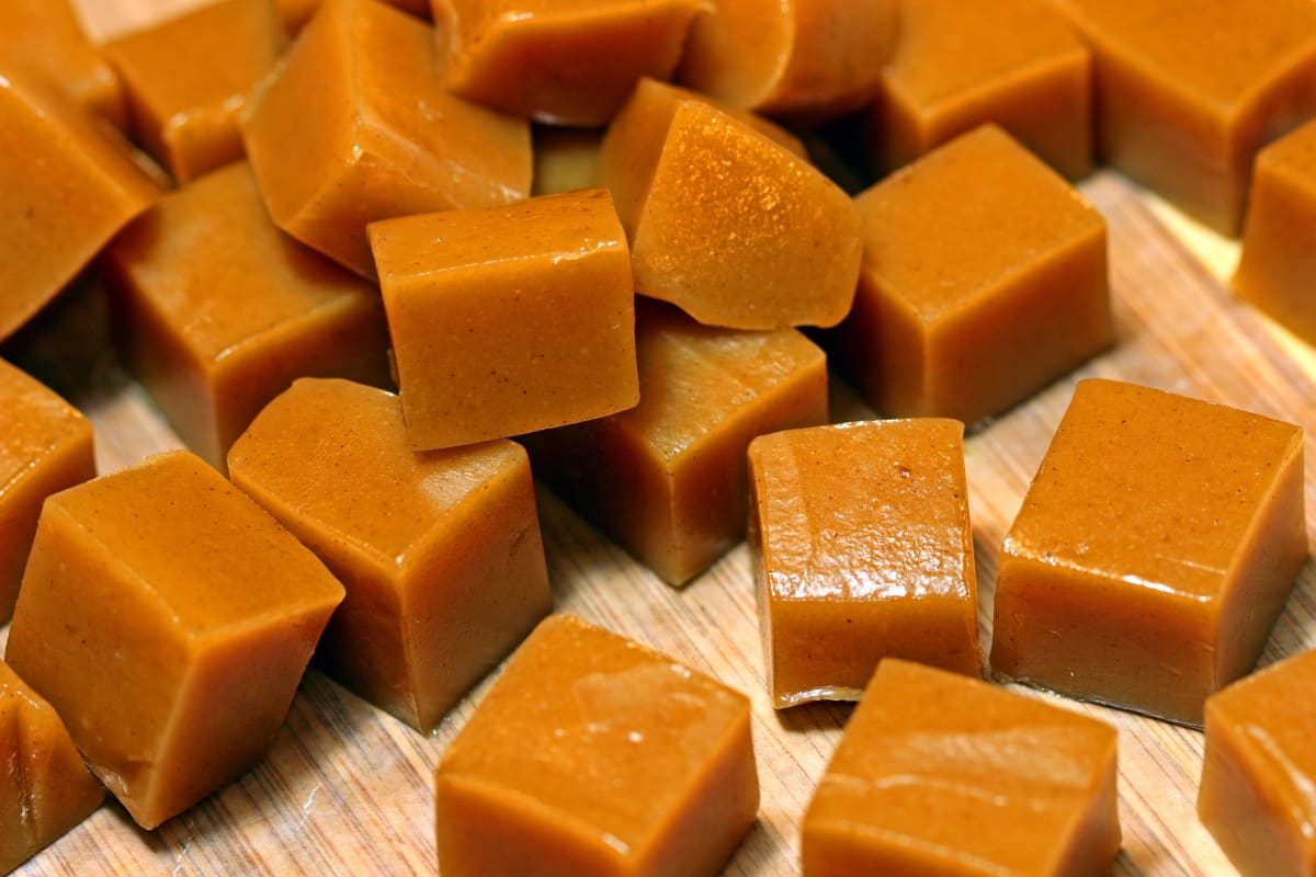 Food for Thought: Caramel
