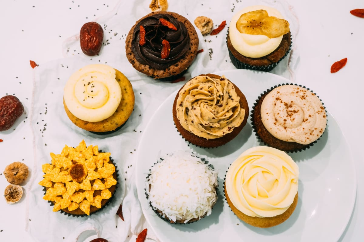 Health-Conscious Sweet Treats at NEW Pop-up The Cakery