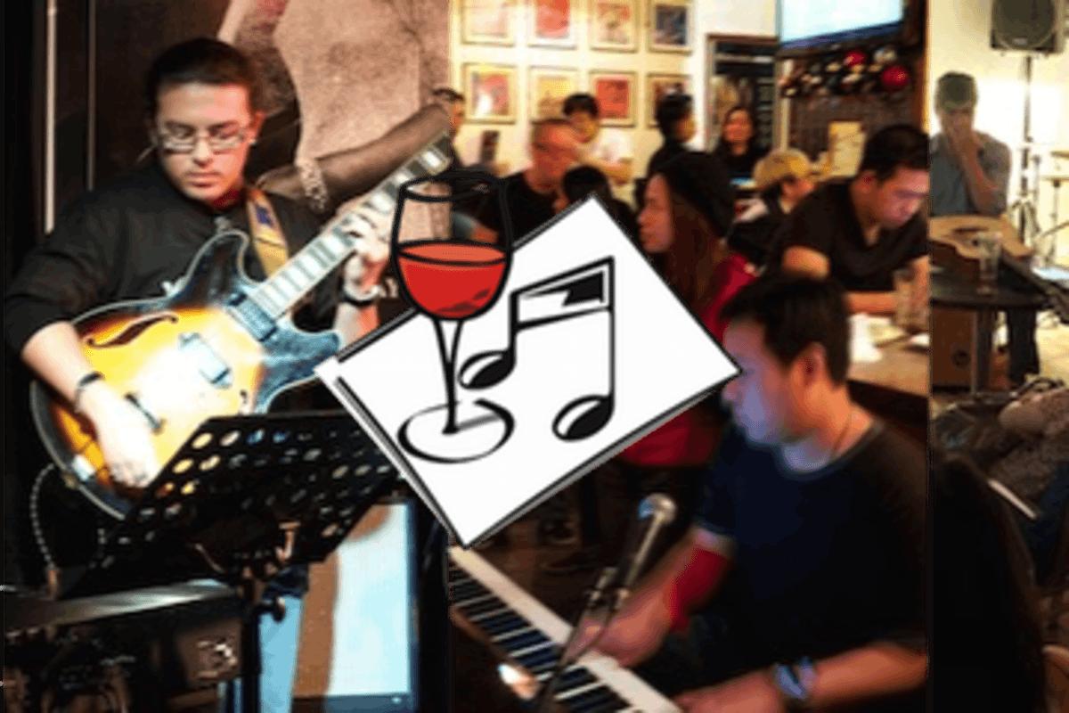 Rewriting Wine 101: Enjoying Wine, Enjoying Music