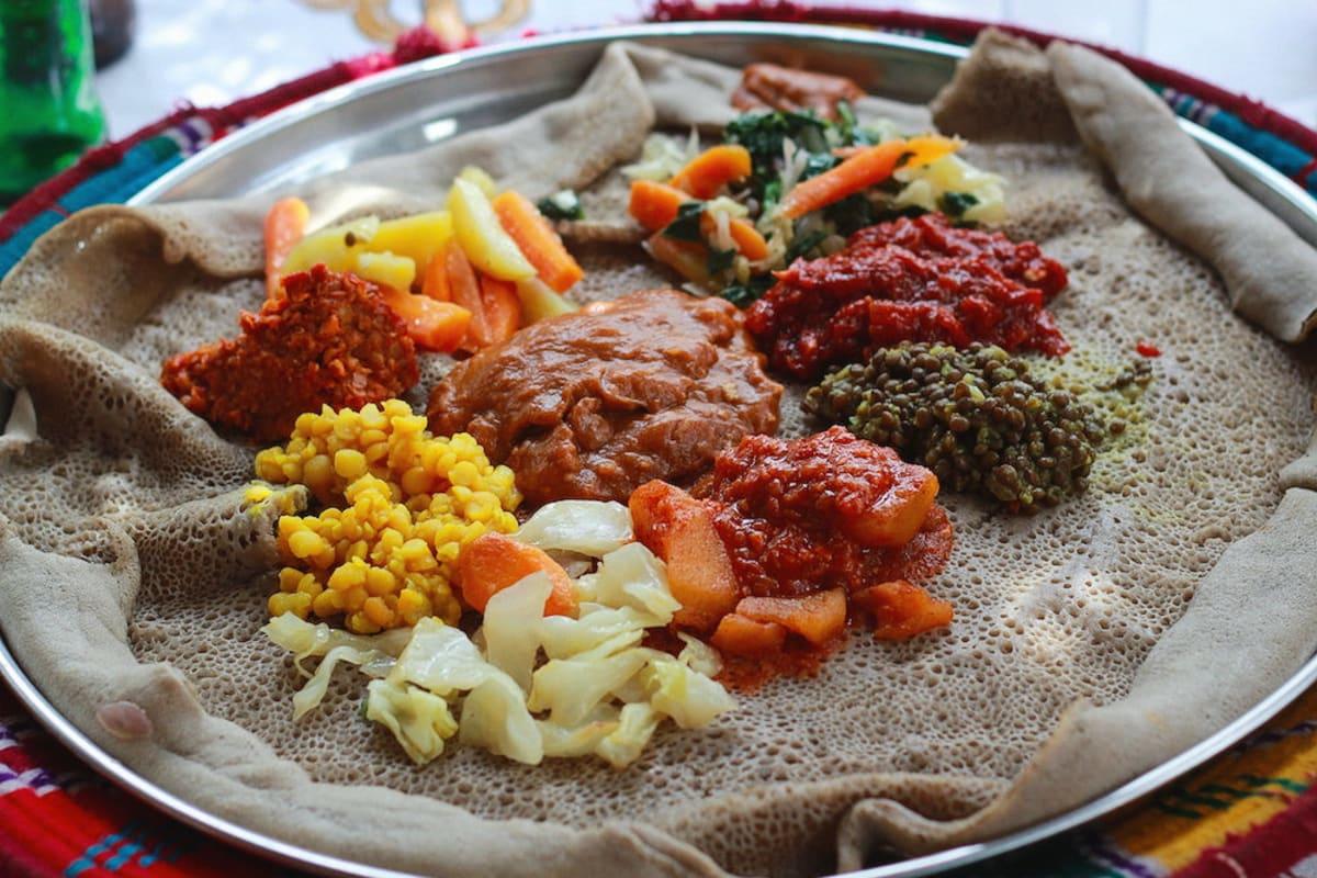 FOODIE FORAYS: Addis Ababa