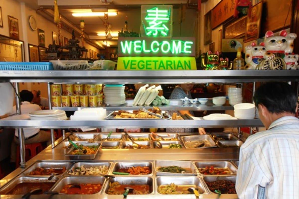 Best 5 Budget Vegetarian Restaurants