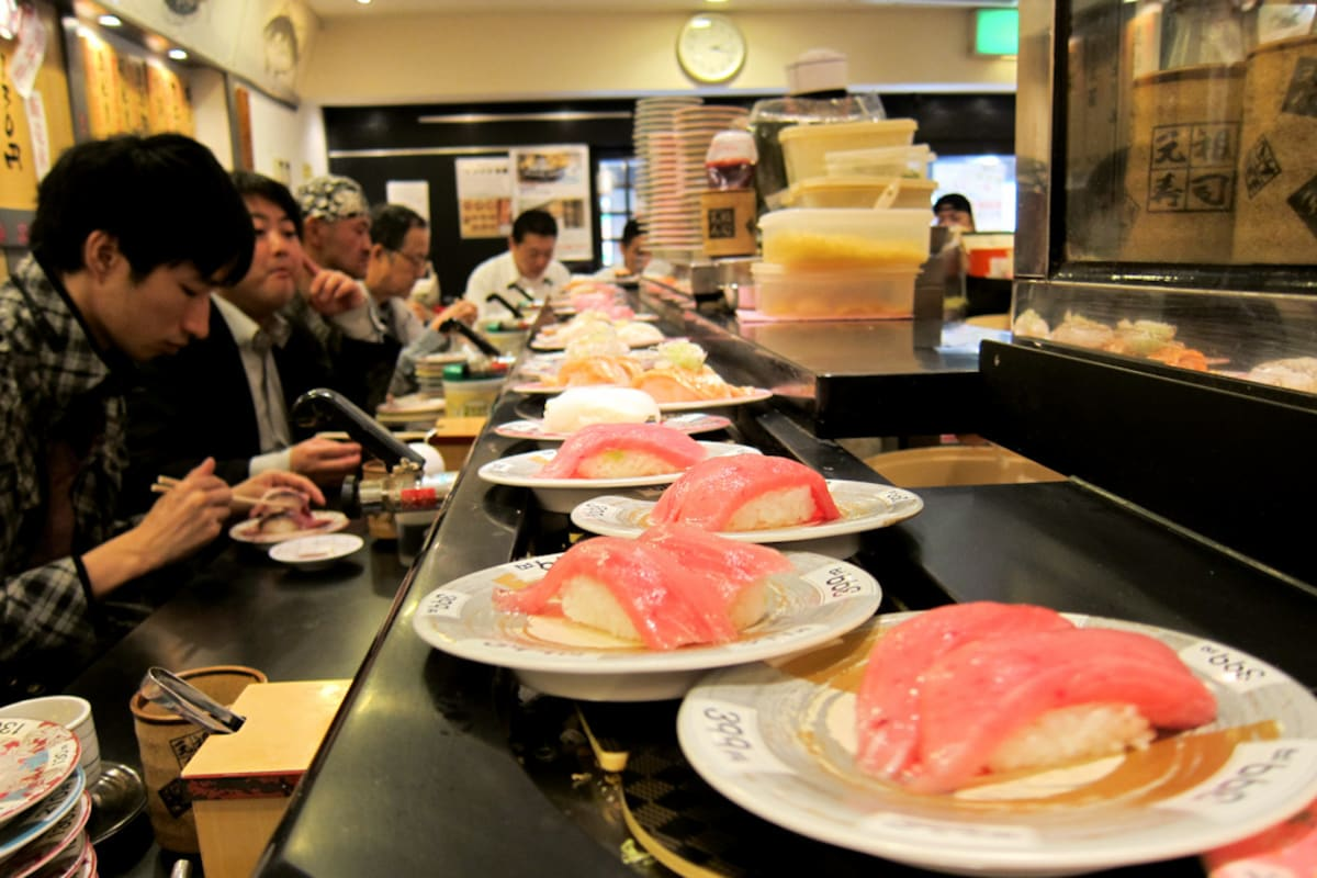 Where Should You Get Sushi from Today?