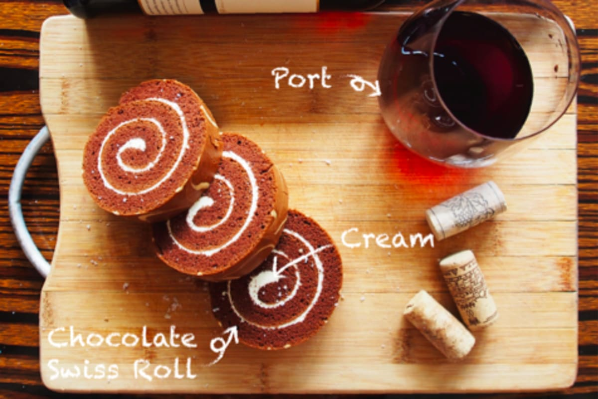 Port Wine and Cantonese Food Pairing