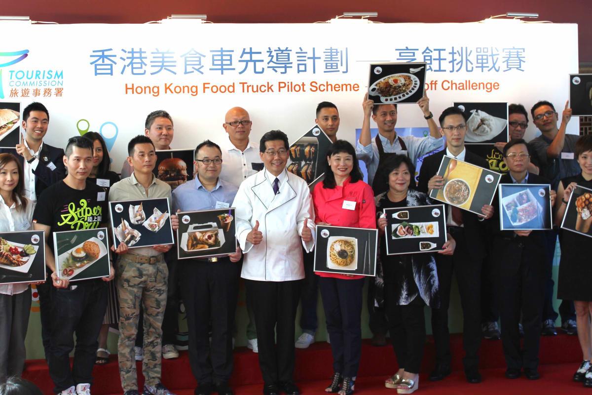 Hong Kong's Food Truck Winners