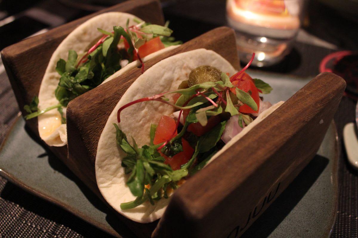 NEW Menu: Taco Tuesdays at Jinjuu