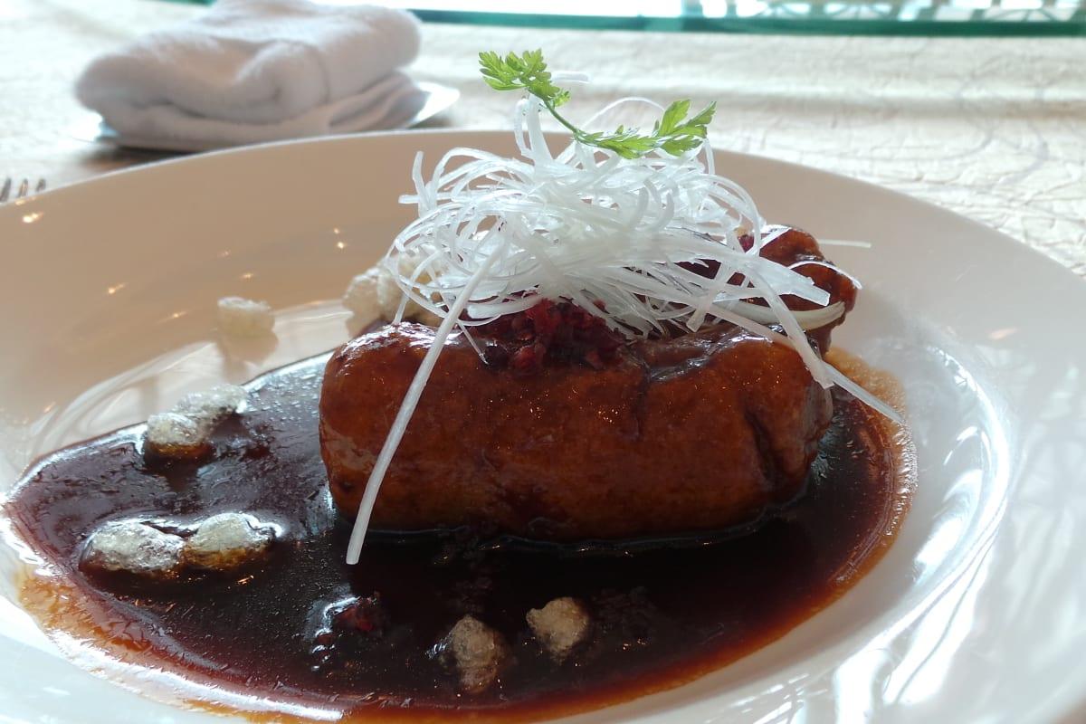Restaurant Review: Man Ho