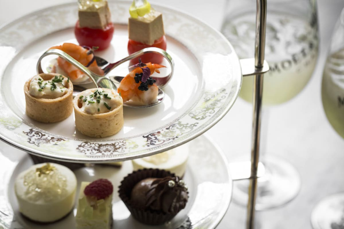HK's Newest Afternoon Teas: The Fab Five