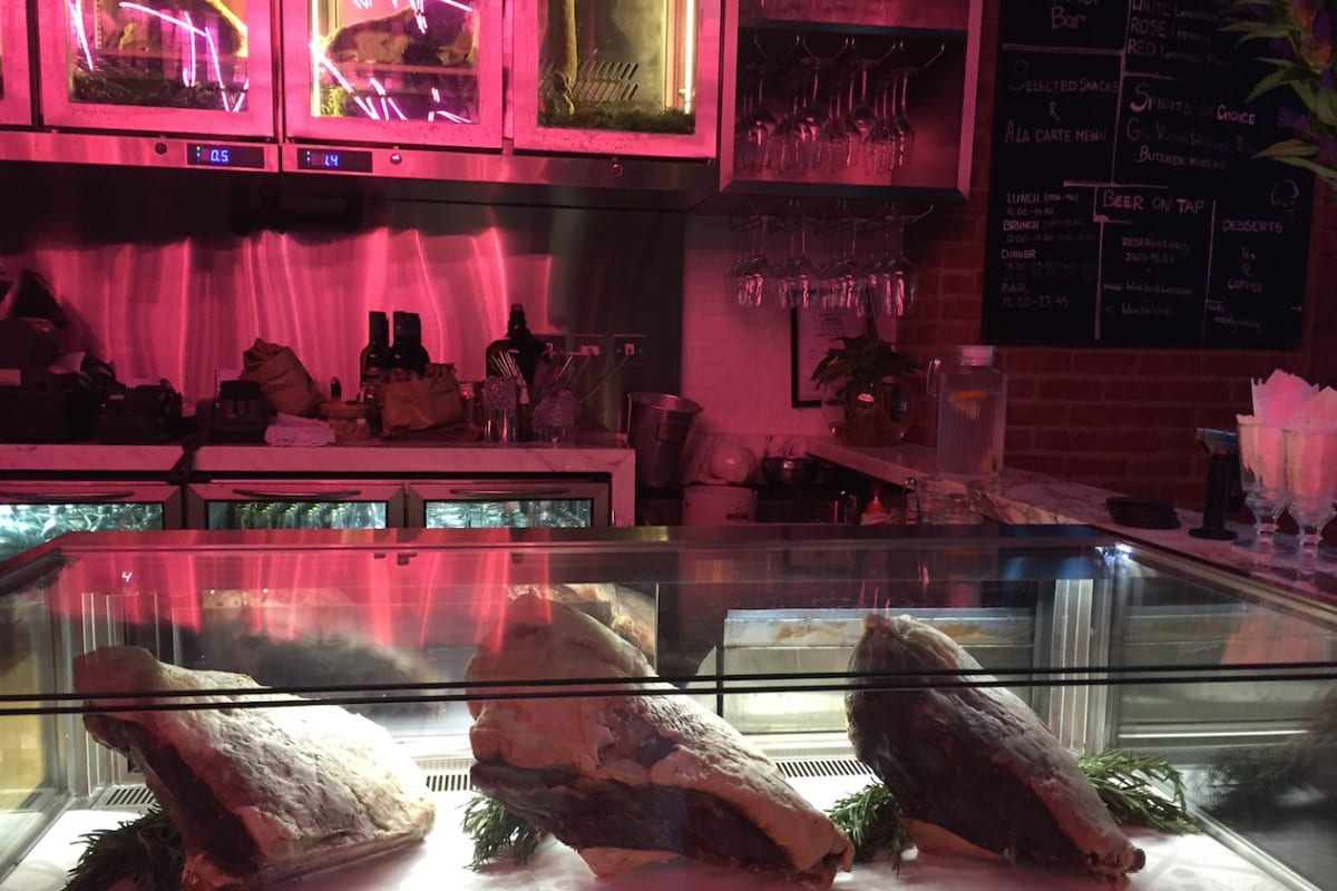 New/Not New Restaurant Review: Blue: Butcher and Meat Specialist