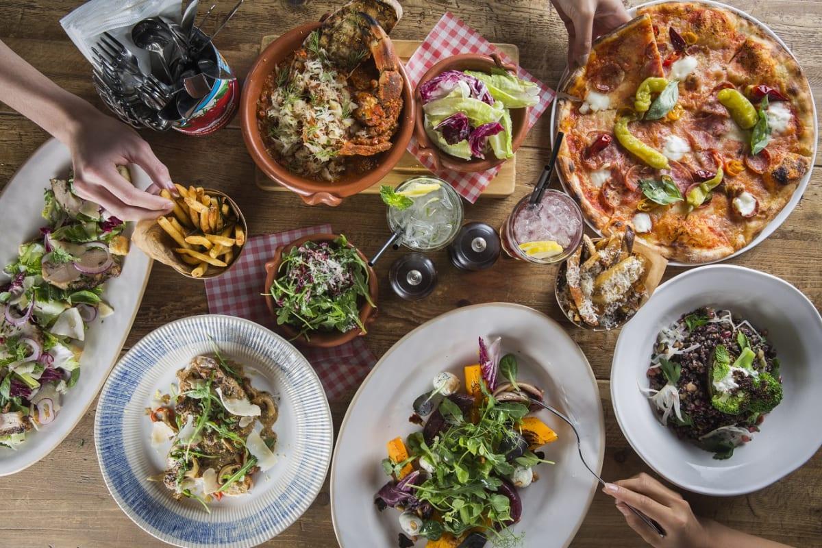 Jamie's Italian全新Superfood Menu