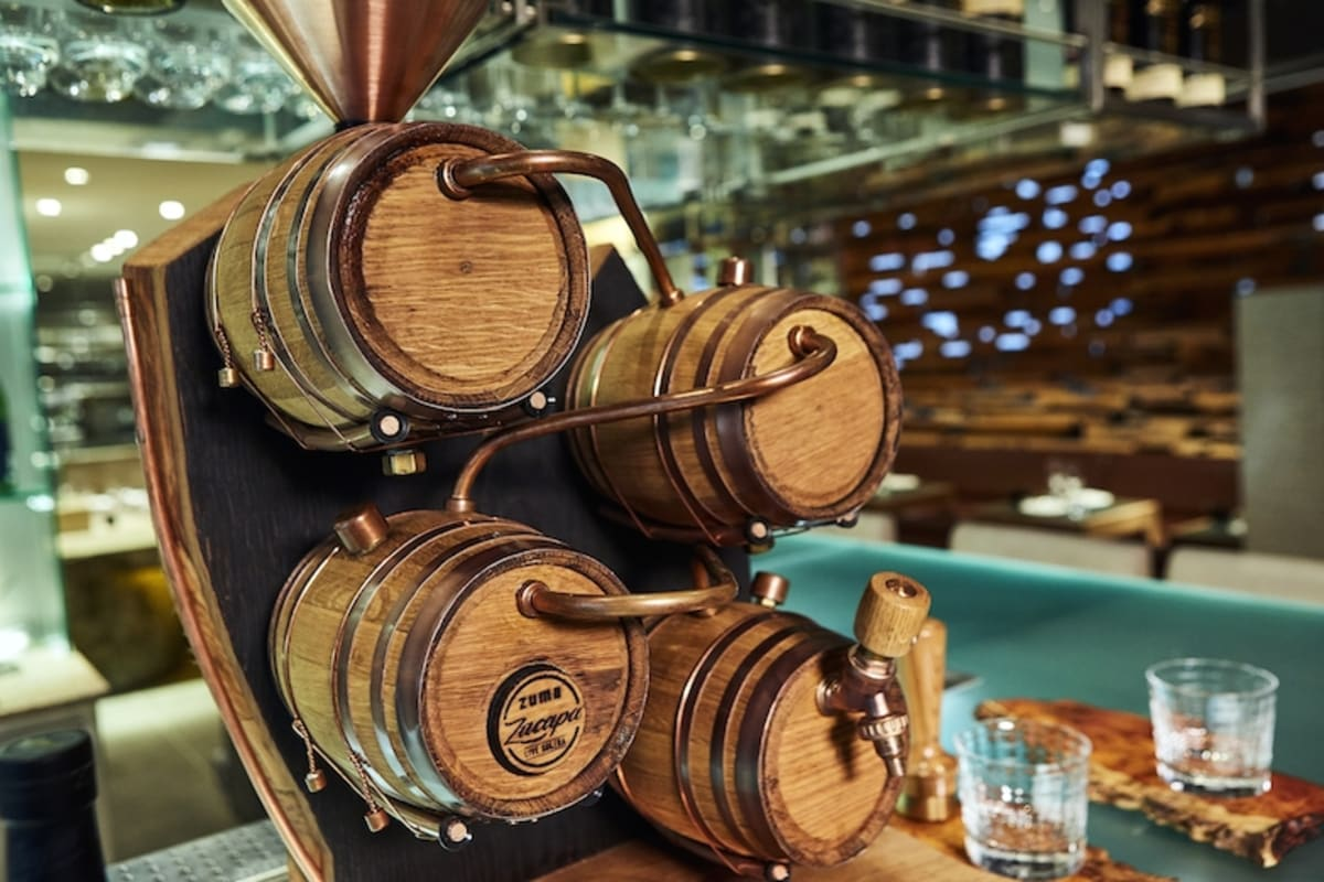 Zuma Launches the World's First Evolving Cocktail System
