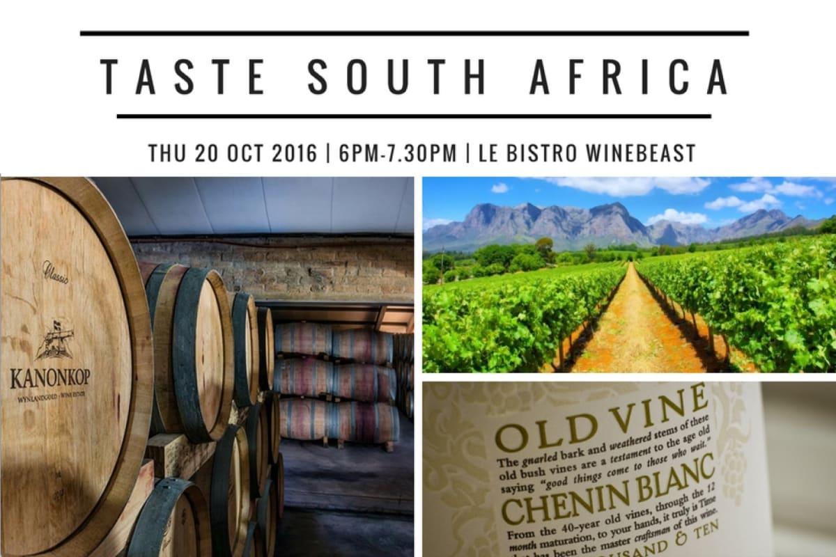 Taste South Africa