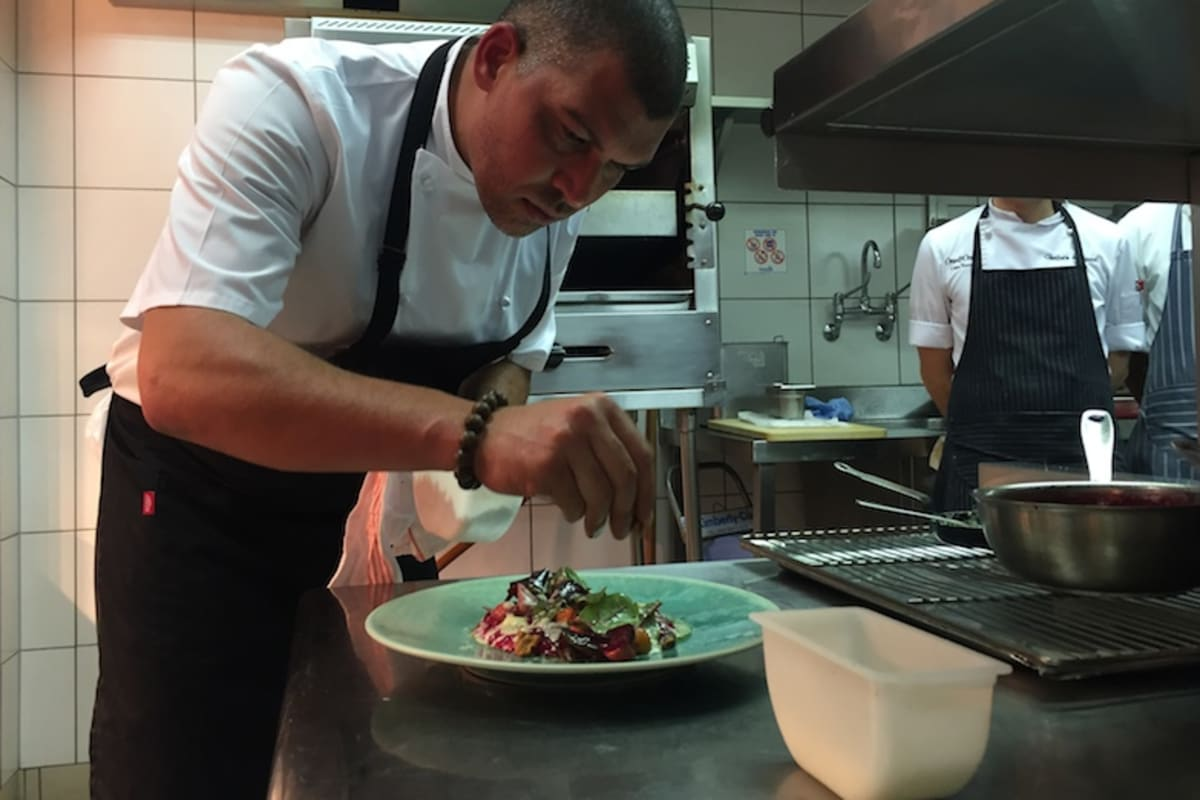 Culinary Journeys with Reuben Riffel