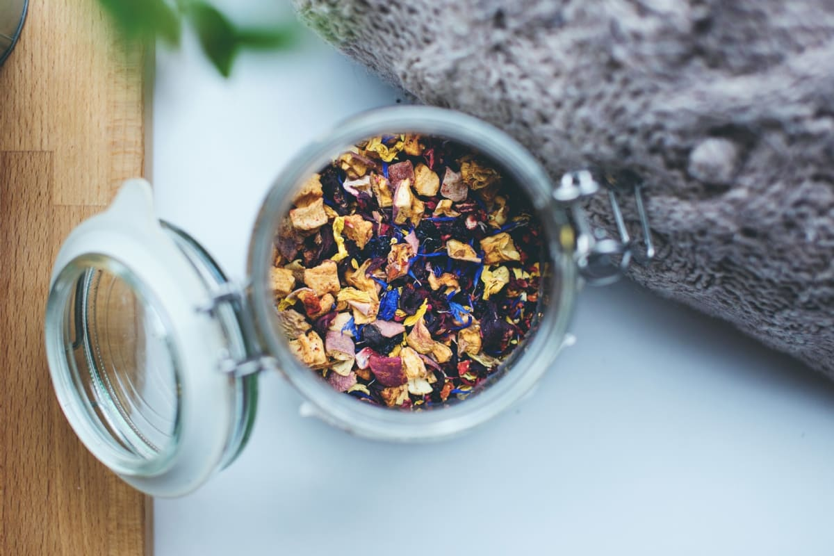 A Foodie's Guide to Building a Tea Blend