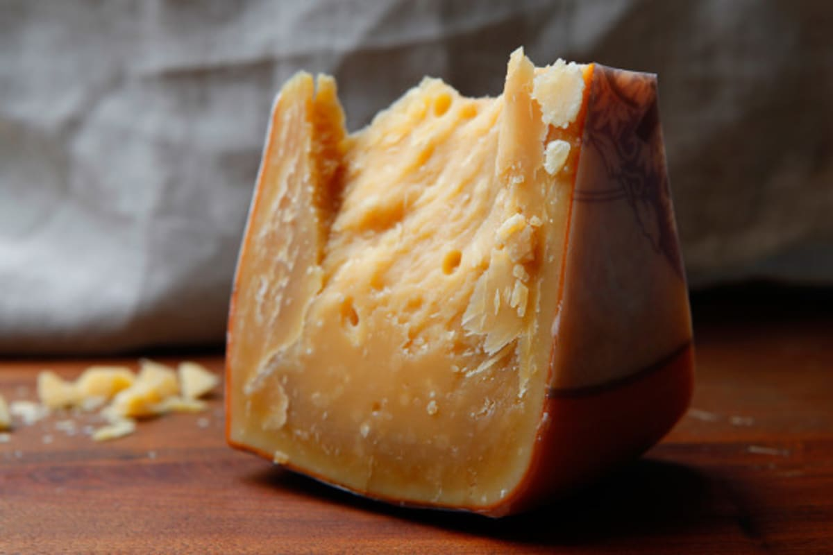 What are those Crunchy Bits in Cheese? #cheeselovers #funfact