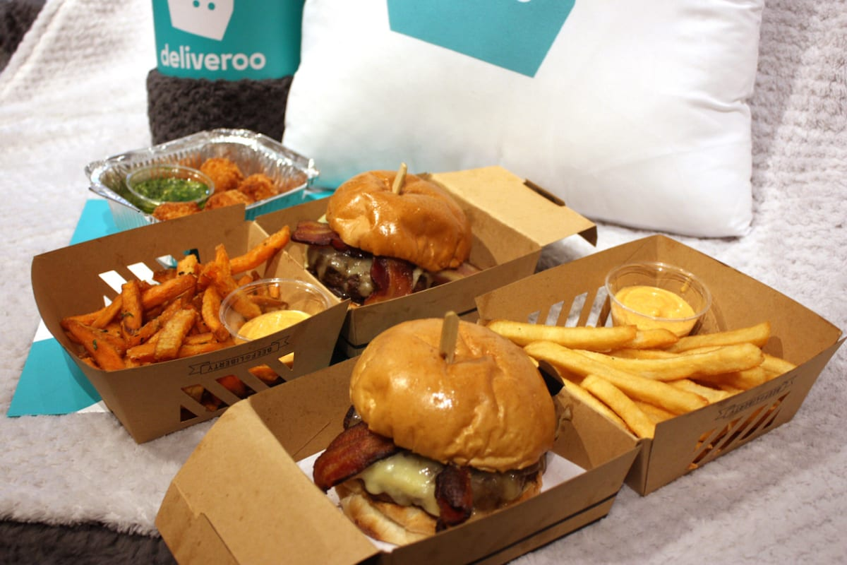 Deliveroo Nights