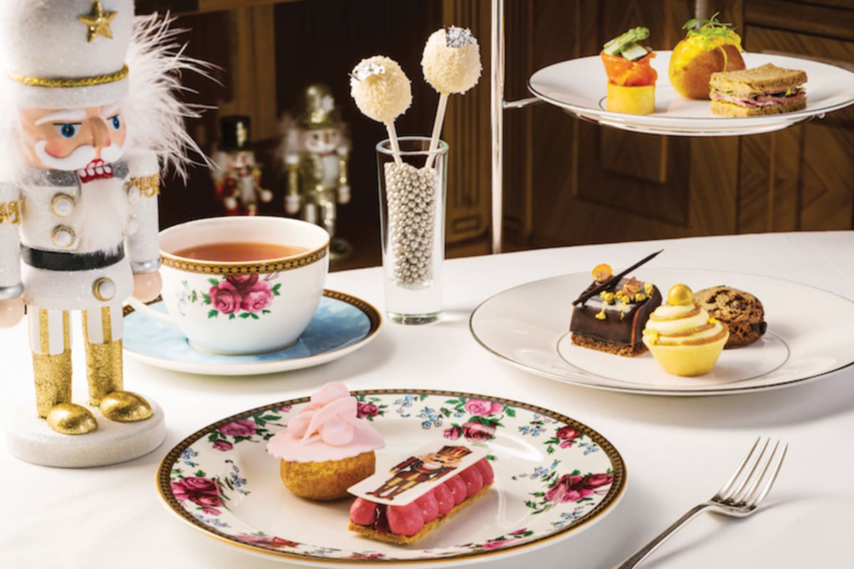 5 Must-Try Afternoon Teas this Holiday Season