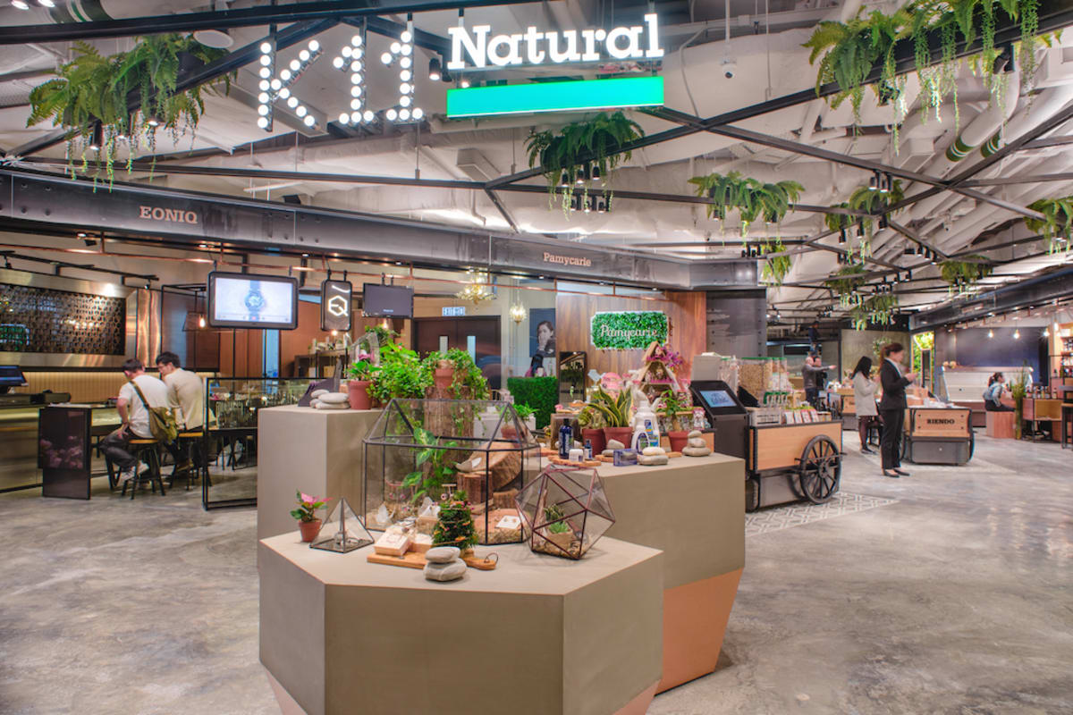 Retail Ecology