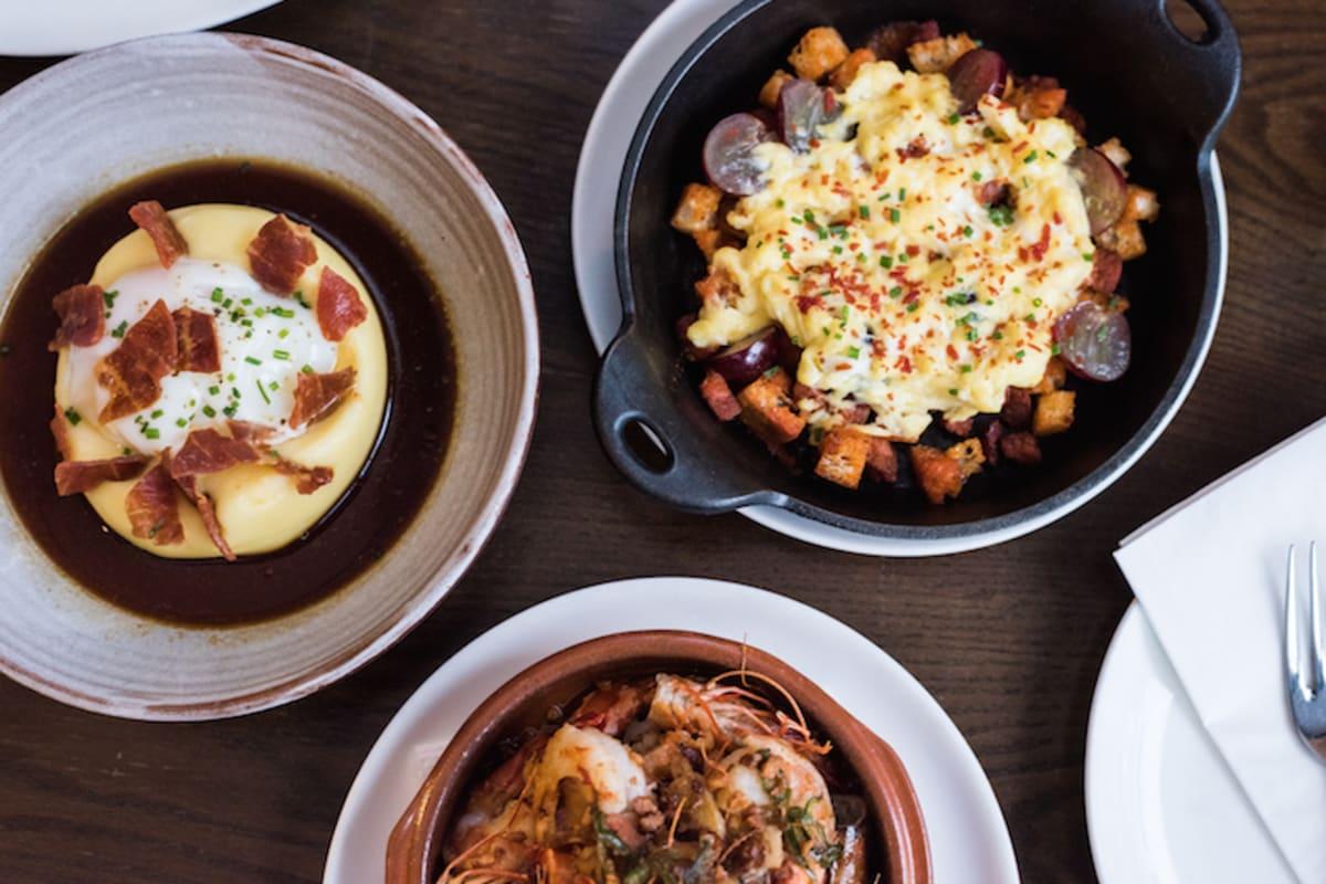 Restaurant Review: Brunch at Ham & Sherry
