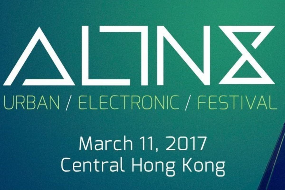 ALTN8 – The First Indoor Electronic Music Festival in Hong Kong
