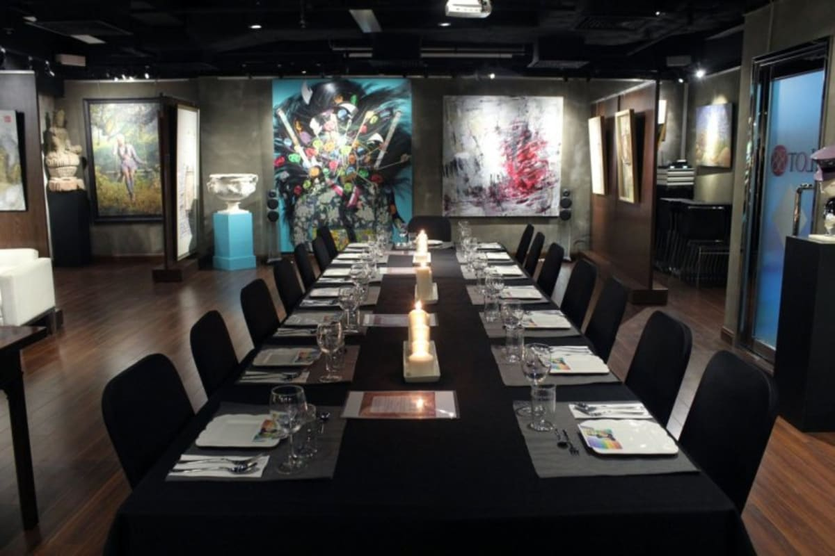 Review: Flavours of Life, a Seven-Course Raw, Essential Oils Menu