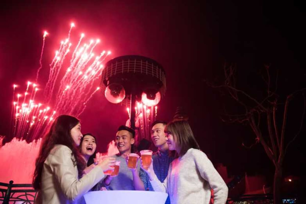 Ocean Park Chill Out @ The South Presented by Prudential Hong Kong Limited