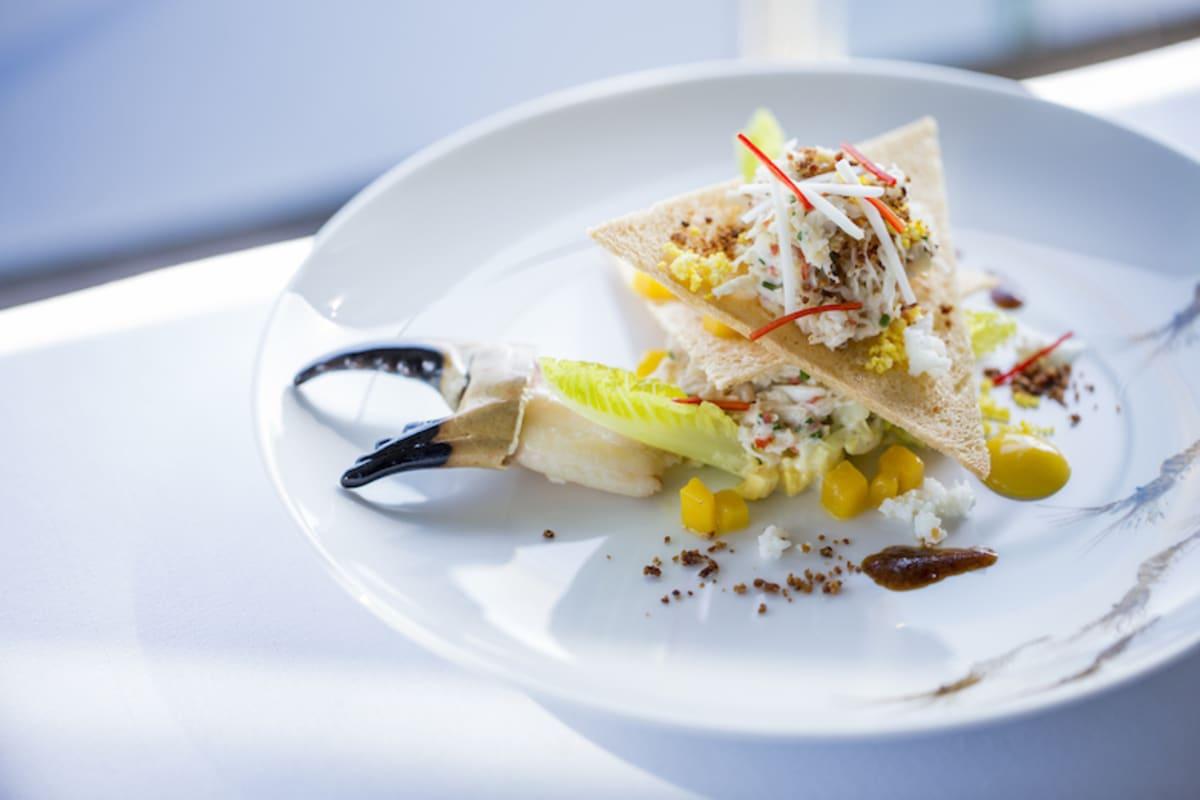 New Restaurant Review: Rech by Alain Ducasse