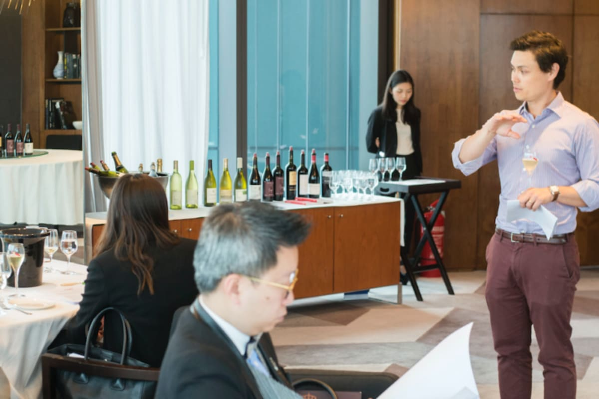 Wine Preview: Asian Wine Festival from 18–19 April at Hotel ICON