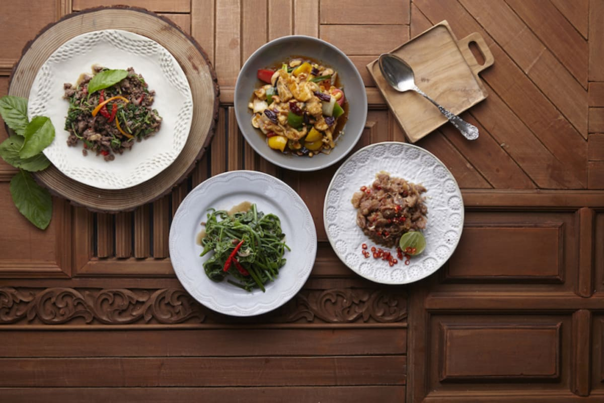 Review: Discover Thai Taste Buffet at The Mira