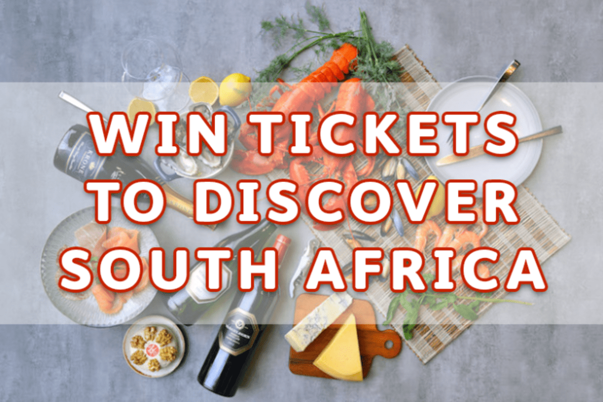 Foodie Giveaway: Win Tickets to Discover South Africa