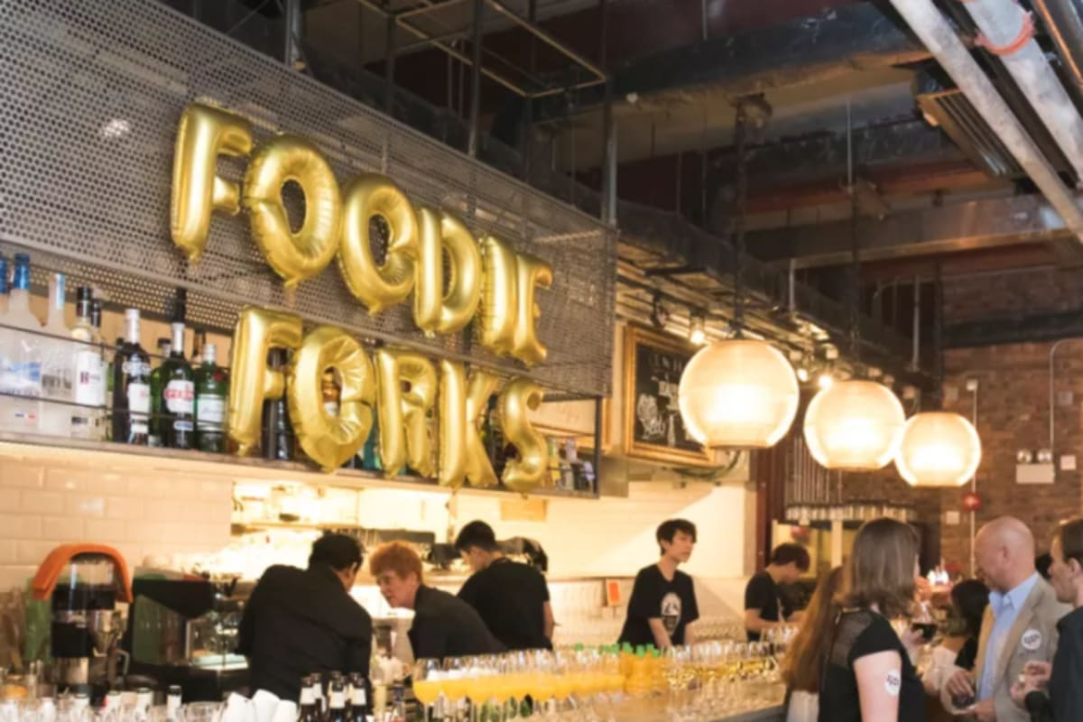 Foodie Forks 2017 Front Runners