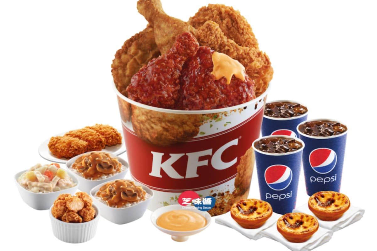 KFC's Kolonel Fast Connect