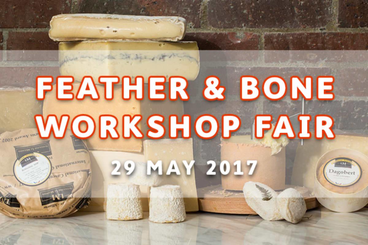 Feather & Bone Workshop Fair