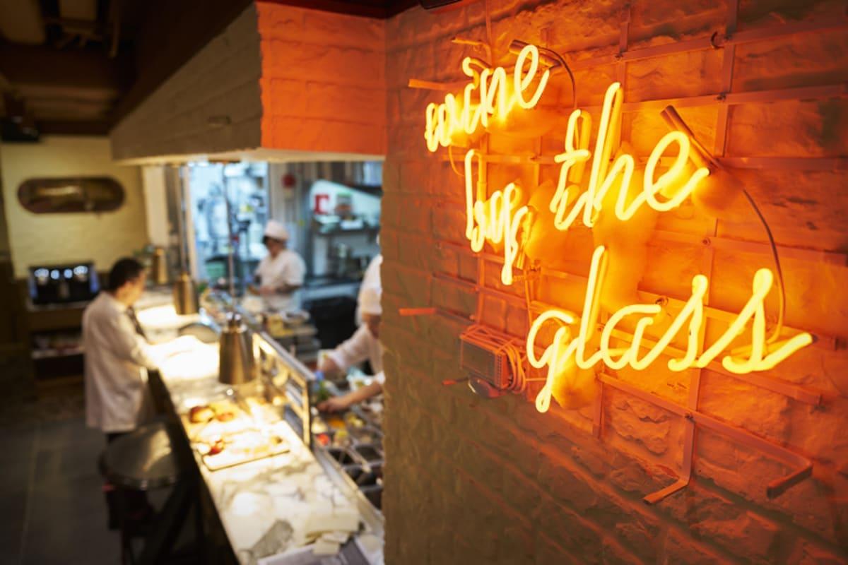 New Restaurant: Dan Ryan's in Tai Koo