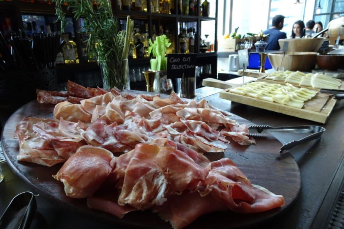 Restaurant Review: Brunch at Pirata