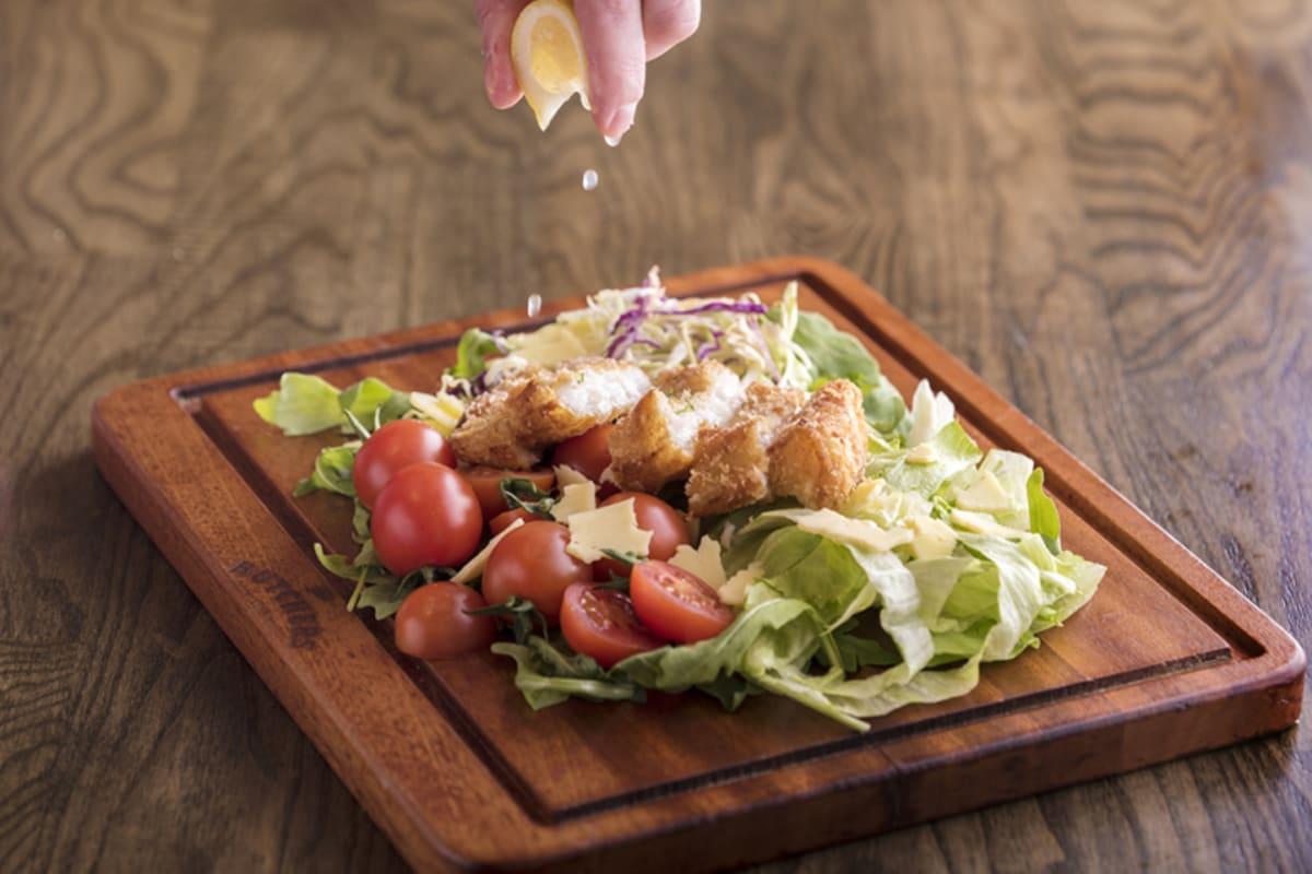 New Salad Options at The Butchers Club