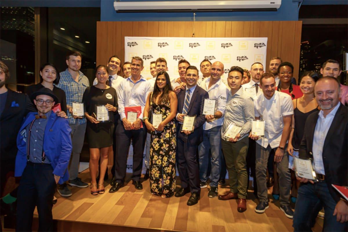 Foodie Forks 2017 Winners