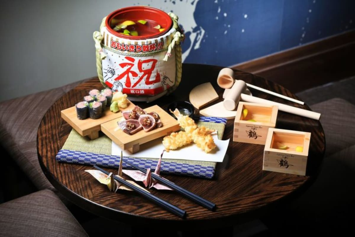 New Bar Review: Tsuru