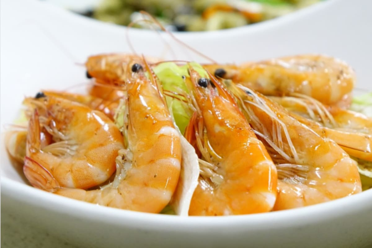 Restaurants at the Kin Hong Seafood Festival 2017 (Part 1)
