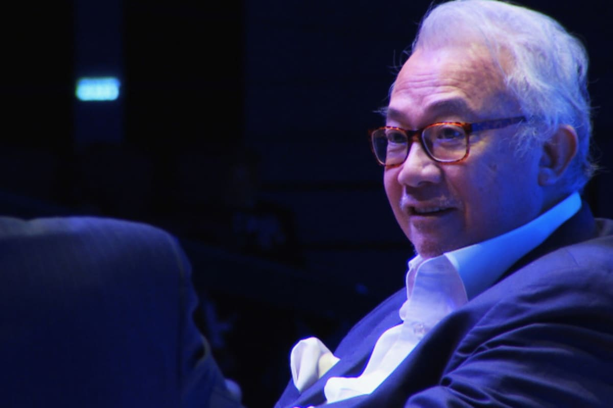 Remembering David Tang, Founder of China Tang