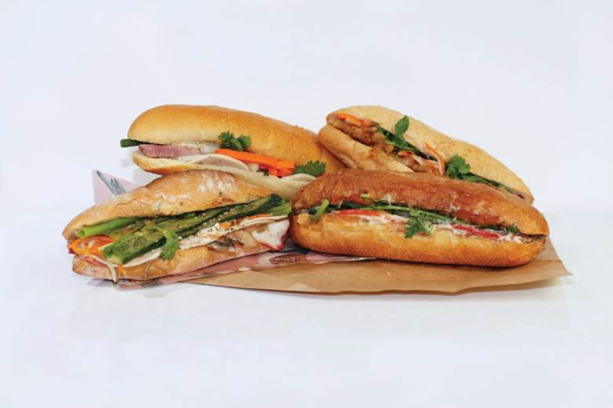 Food War: Banh Mi Brawl