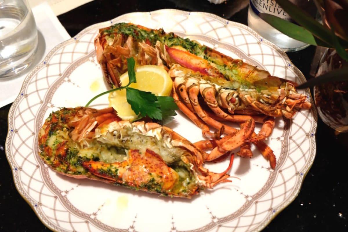 Restaurant Review: Tiffin at Grand Hyatt Hong Kong