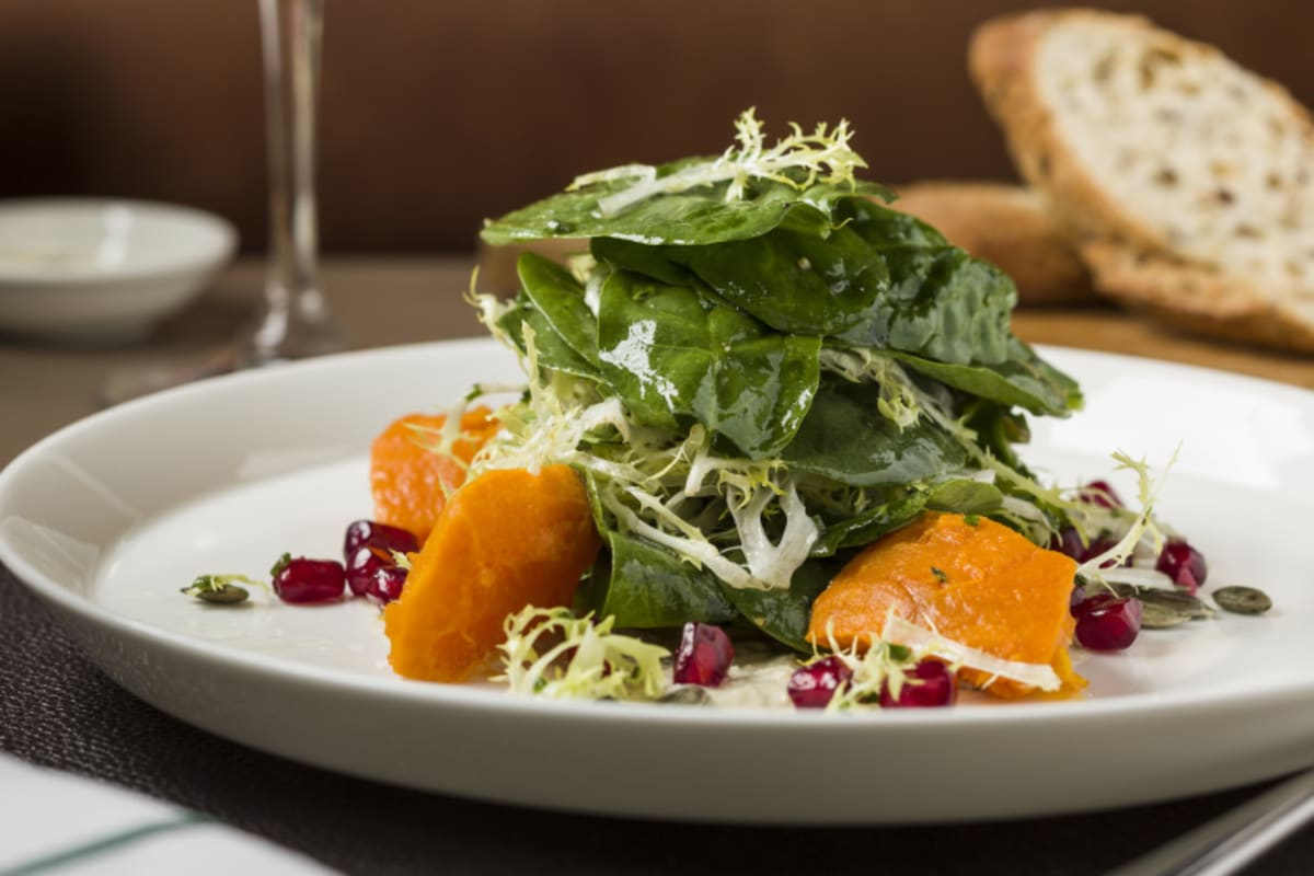 New Menu Review: The Continental's Autumn Line-up
