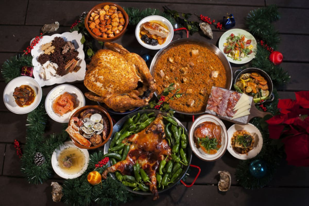 12 Best Places for Christmas Gatherings & Food Delivery in Hong Kong 2017