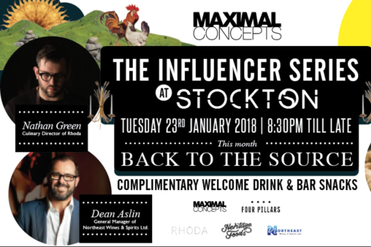 Maximal Concepts' Influencer Series