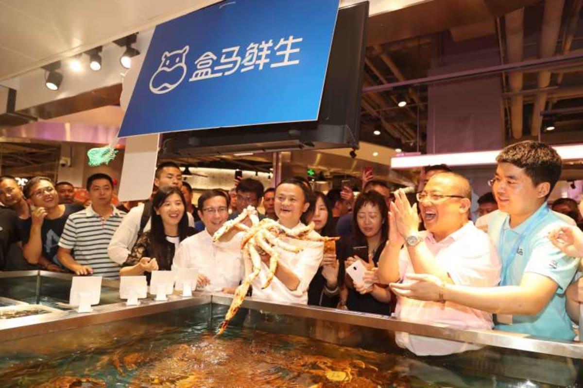 Food Tech Bites: Alibaba Takes Food Online